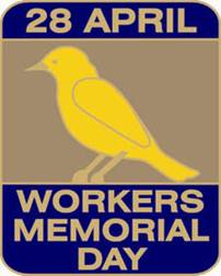 Workers Memorial Day 2013 - 'Unions make work safer'