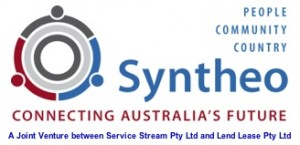Disconnected the Syntheo joint venture has been dissolved