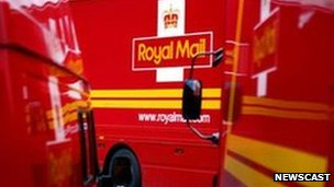 Royal Mail profits jump as parcel sales rise