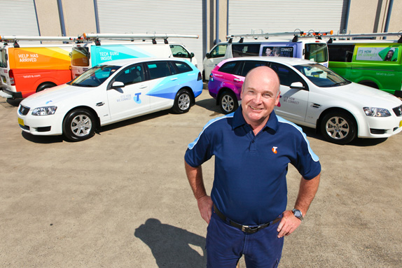 Telstra Fleet