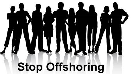stop offshoring