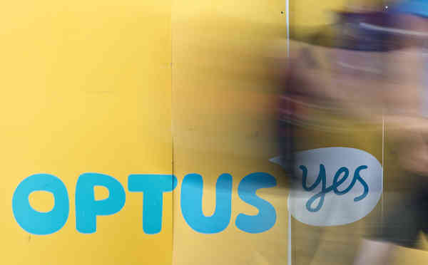 Optus yes logo