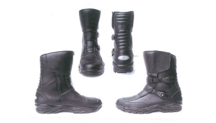 PDO motorcycle boots
