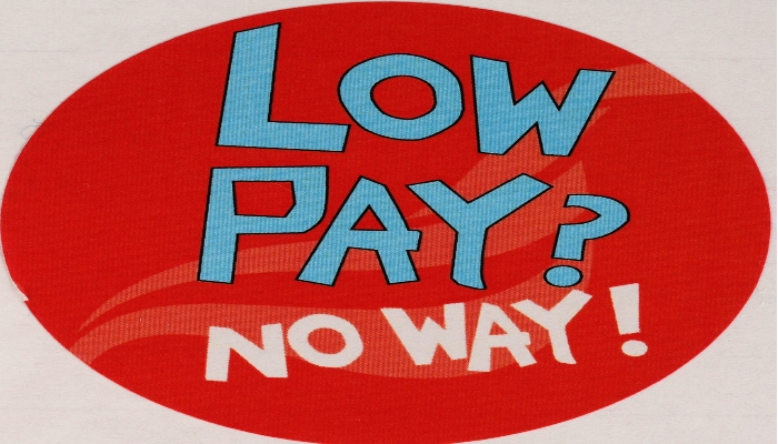 Low Pay