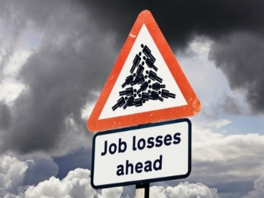 Job losses ahead