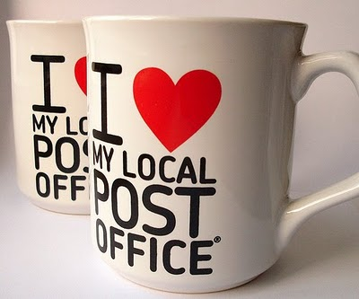 post office mugs