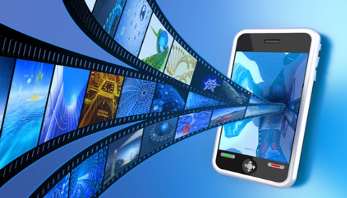 mobile video traffic surges