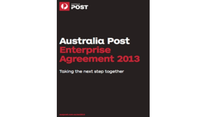 Enterprise Agreement 2013