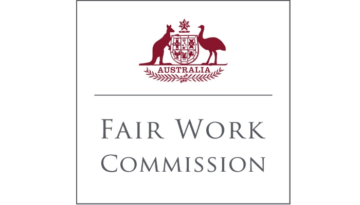 Fair Work Commission b&W